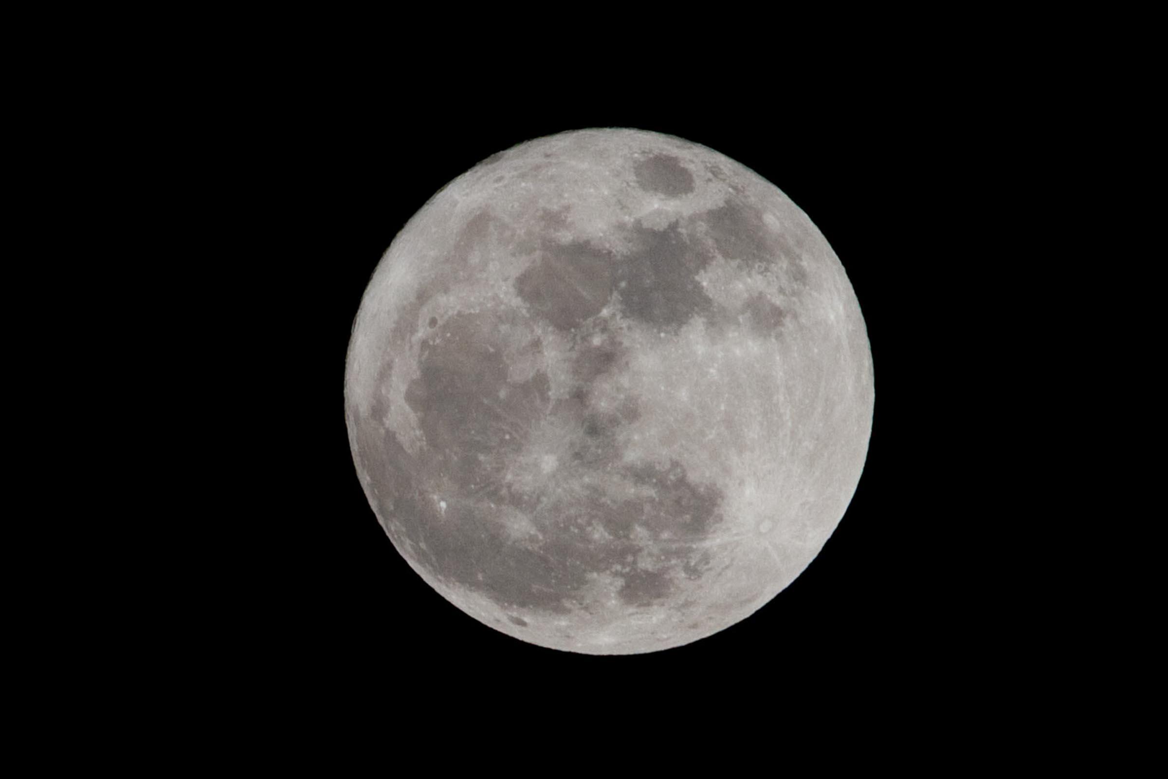 image from Hoe kun je de maan goed fotograferen?