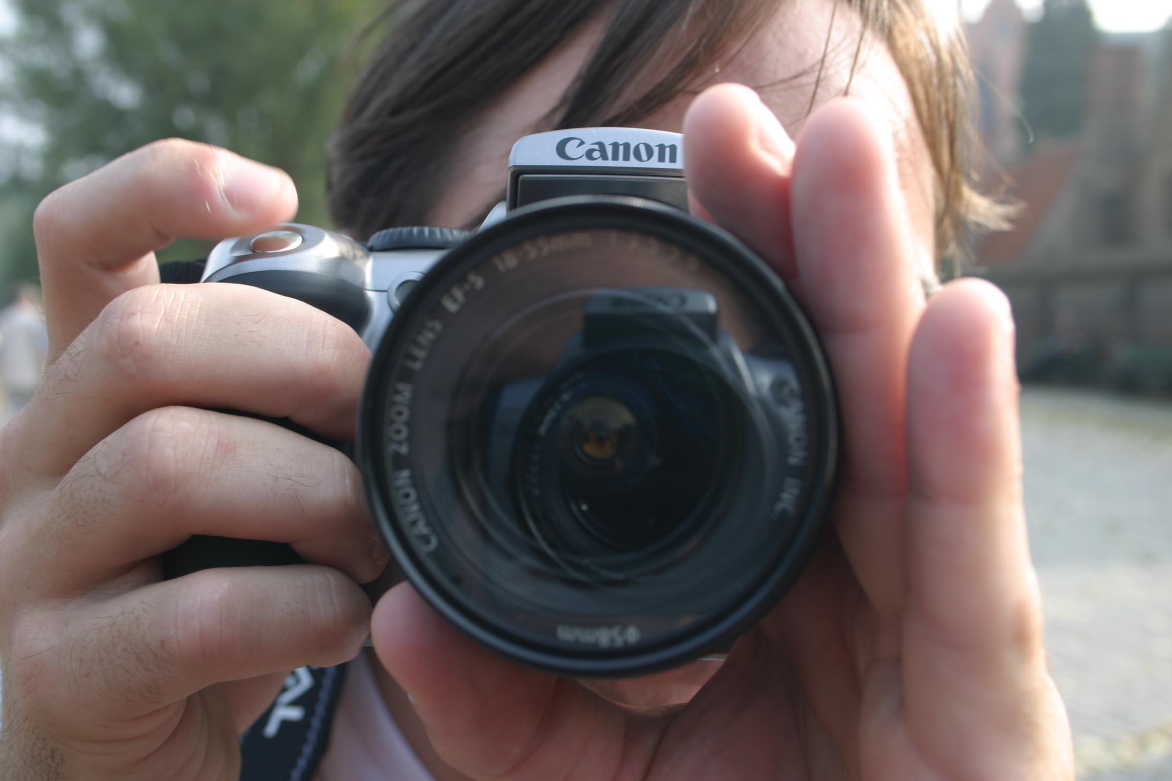image from Informatie over een lens of objectief